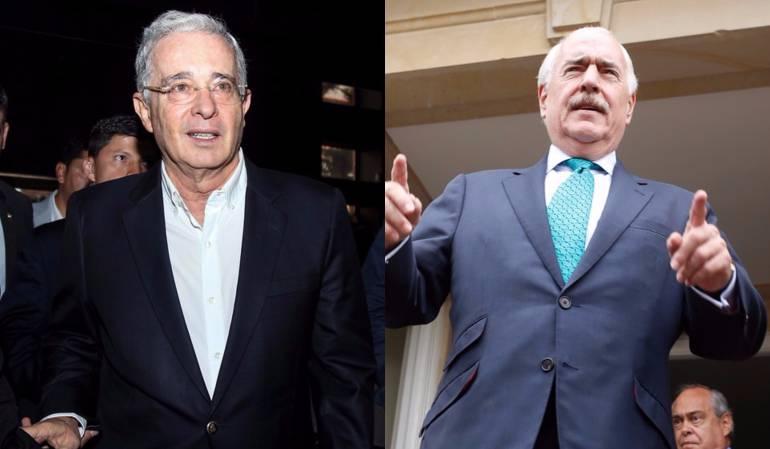 Caso Odebrecht: Uribe y Pastrana llamados a sustentar su denuncia contra campaña Santos 2014