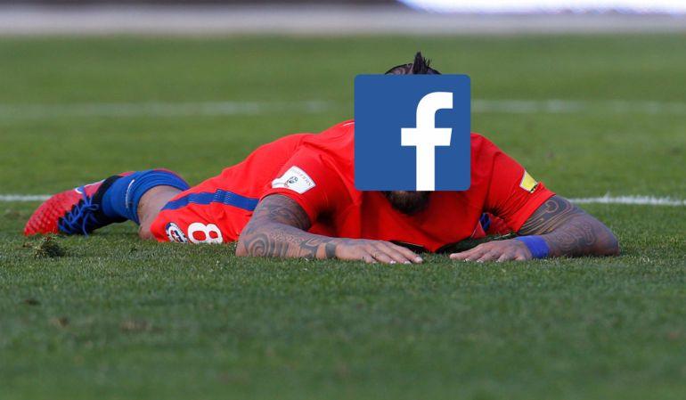 Meme Facebook cae