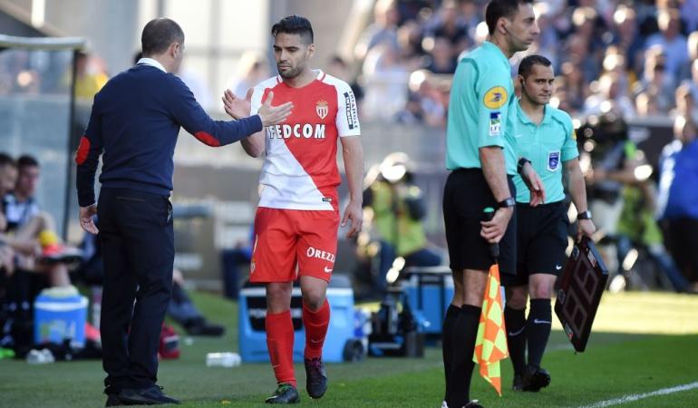 Falcao Mundial Jardim: Falcao merece jugar un Mundial. Es un gran trabajador y un gran jugador: Jardim