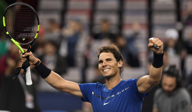 Rafael Nadal Shangai: Nadal sigue con paso firme y se mete en los cuartos de final de Shangai