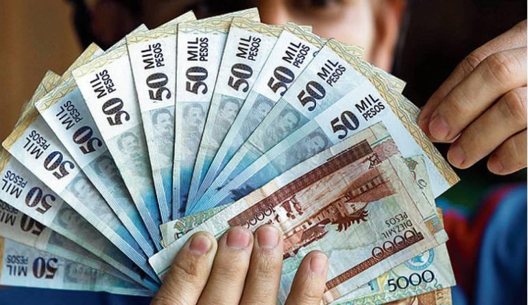 efectivo tarjetas de crédito: El efectivo sigue reinando en Colombia: BBVA
