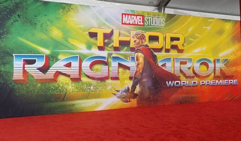 "Película: ""Thor Ragnarok"""