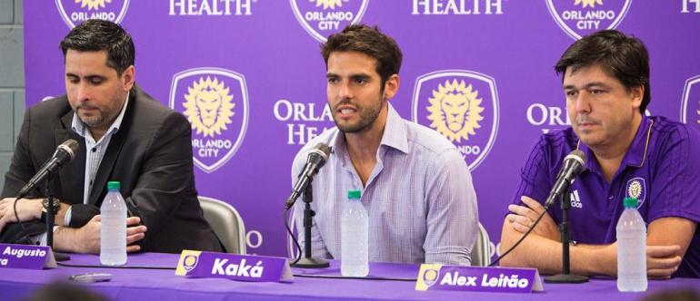 Kaká: Kaká descarta retirarse y quiere volver al Sao Paulo