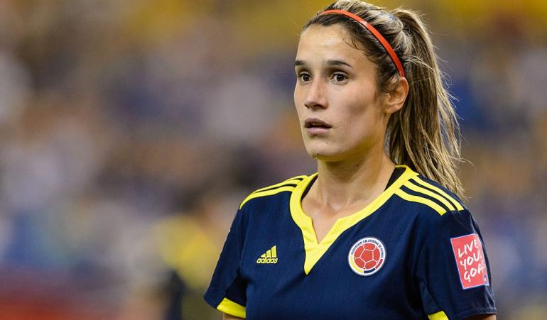 Daniela Montoya Selección Colombia Femenina microciclo: Daniela Montoya regresa a la Selección Colombia Femenina para microciclo de trabajo