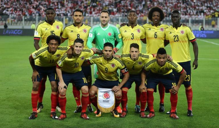 Colombia 31° Mundiales de Fútbol: Colombia, puesto 30 en países con más presencias en Copas del Mundo