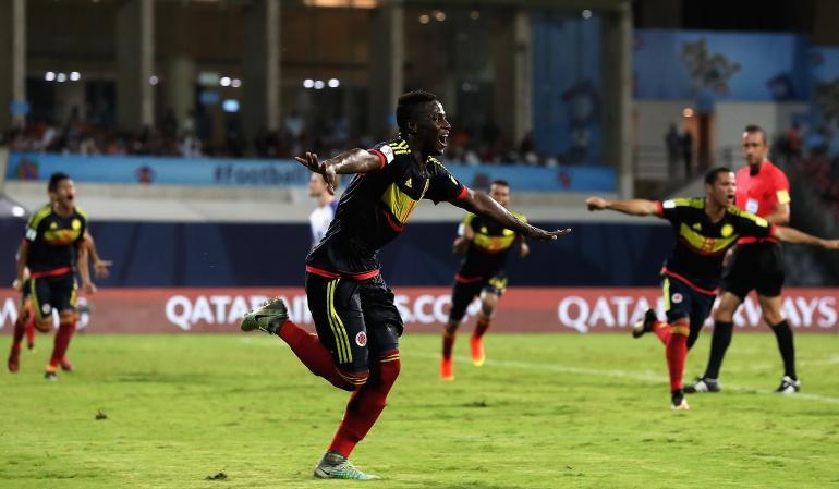 Colombia Vs Alemania: Colombia enfrentará a Alemania en los octavos de final del Mundial Sub 17