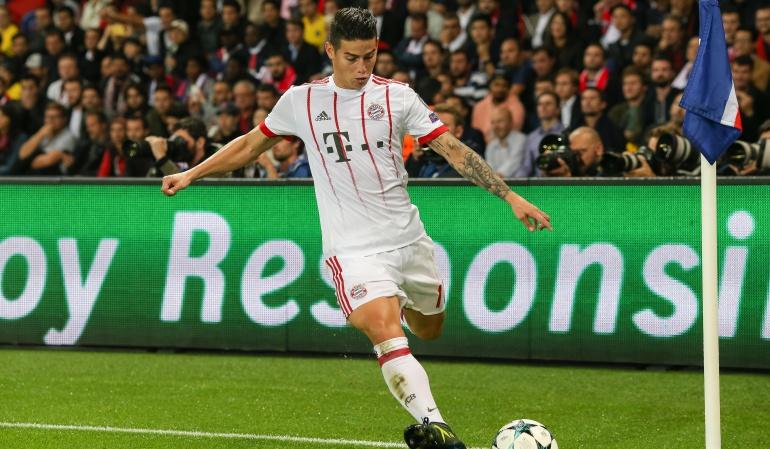 James Rodriguez: Sé que James Rodríguez es un jugador excelente: Jupp Heynckes