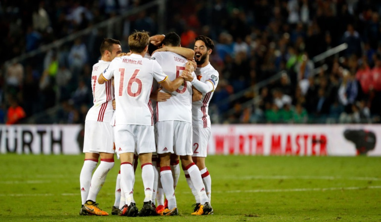 España Rusia Costa Rica Mundial: España enfrentará a Rusia y Costa Rica en su preparación del Mundial 2018