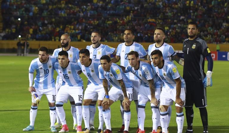 Mundial Rusia 2018.: Argentina jugará ante Rusia un amistoso en noviembre