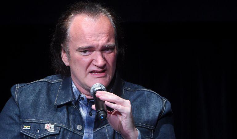 El director, guionista, productor y actor Quentin Tarantino