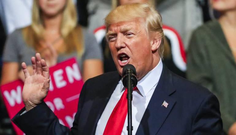"""Trump Congreso EEUU IRÁN: Trump pide a Congreso y aliados corregir """"defectos graves"""" del acuerdo iraní"""