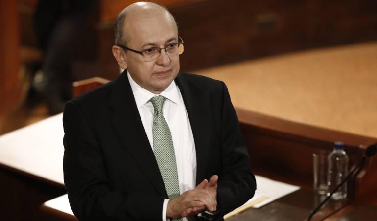 Ex fiscal Montealegre denunció a Gustavo Moreno