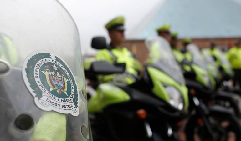 Policía de Colombia Código de policia: Policía que se exceda con el nuevo Código podría ser destituido