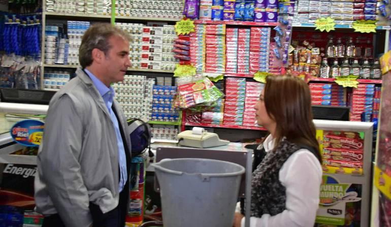 Nuevo código de policía: Cerca de 17.000 tiendas han sido cerradas por culpa del Nuevo Código de Policía