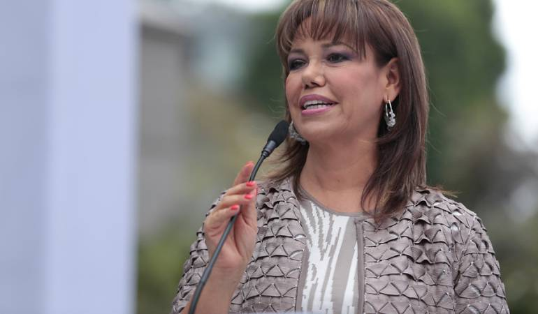 Luz Mary Gutierrez.