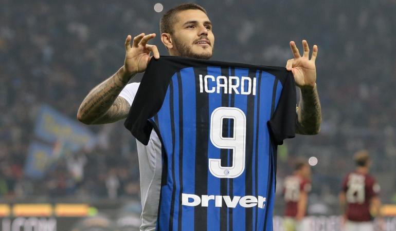 Inter Vs Milán: Con un Icardi intratable, Inter se llevó el derbi de Milán