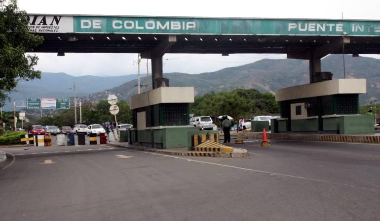 VENEZUELA: Frontera con Colombia no será cerrada durante las elecciones