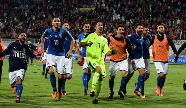 Cabezas de serie repechaje Europa: Suiza, Italia, Croacia y Dinamarca, 'cabezas de serie' para sorteo repesca