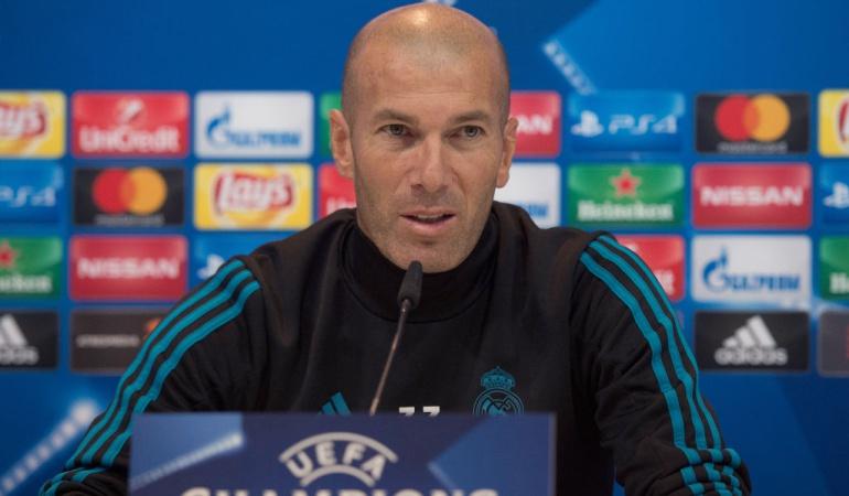 Zidane Navas Bale: Es la primera final del grupo: Zidane