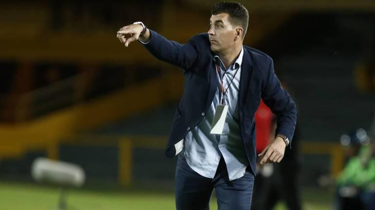 Ismael Rescalvo asume como técnico interino del DIM