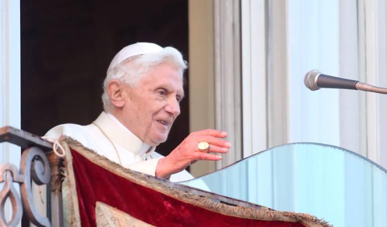 Benedicto XVI Vaticano: Vaticano desmiente rumores sobre muerte de Benedicto XVI