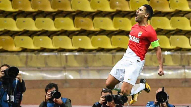 COLOMBIANOS POR EL MUNDO: Falcao, noveno goleador del mundo en lo que va de 2017