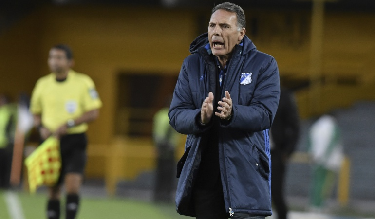 El entrenador argentino Miguel Ángel Russo renueva por 2 años con Millonarios