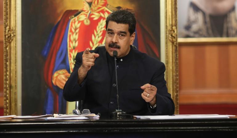 """Elecciones en Venezuela: """"Gobernador que no se subordine a la Constituyente no asumirá su cargo"""": Maduro"""