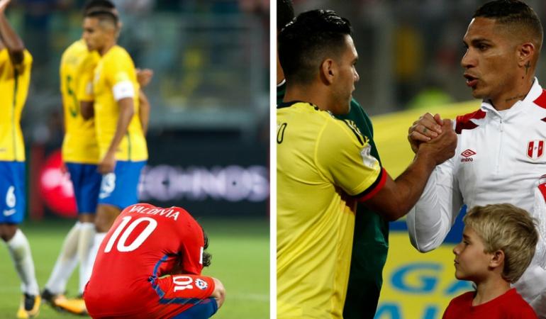 Reclamo Chile FIFA: La FIFA acogió el reclamo de Chile por el supuesto amaño entre Colombia y Perú