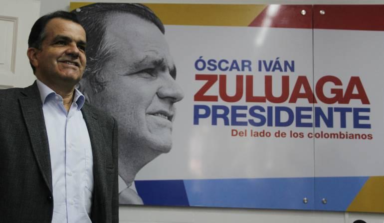 Dineros de Odebrecht en la campaña de Zuluaga: Hay evidencias de dineros de Odebrecht en la campaña de Zuluaga: fiscal