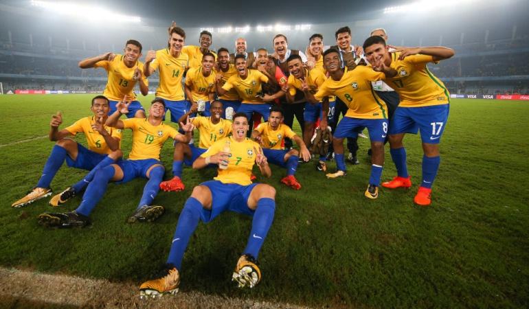 Semifinales: Definidos los semifinalistas de la Copa del Mundo Sub-17