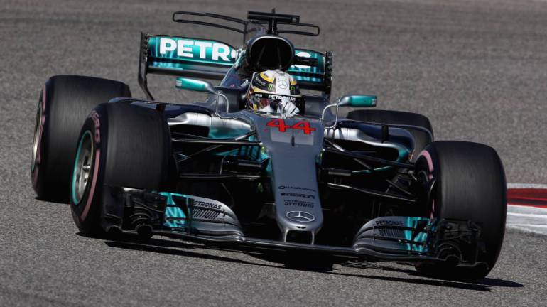 F1: Hamilton casi campeón con su victoria en GP de EE.UU.