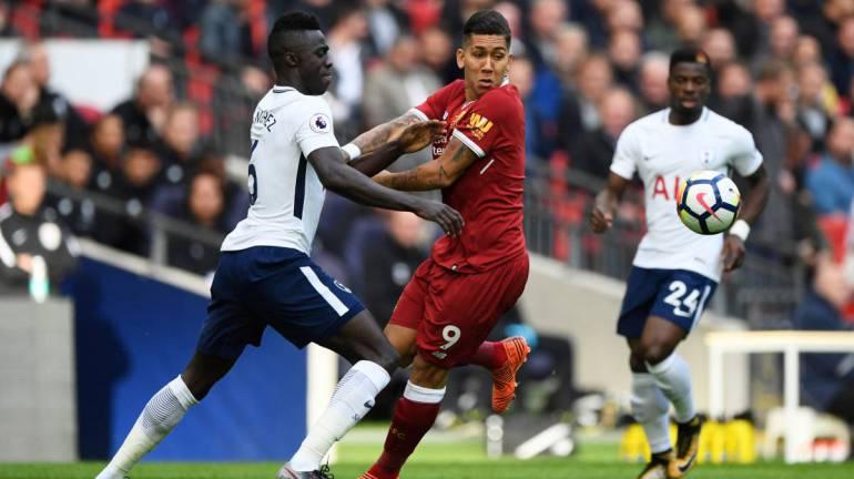 Dávinson, una de las figuras en la goleada del Tottenham