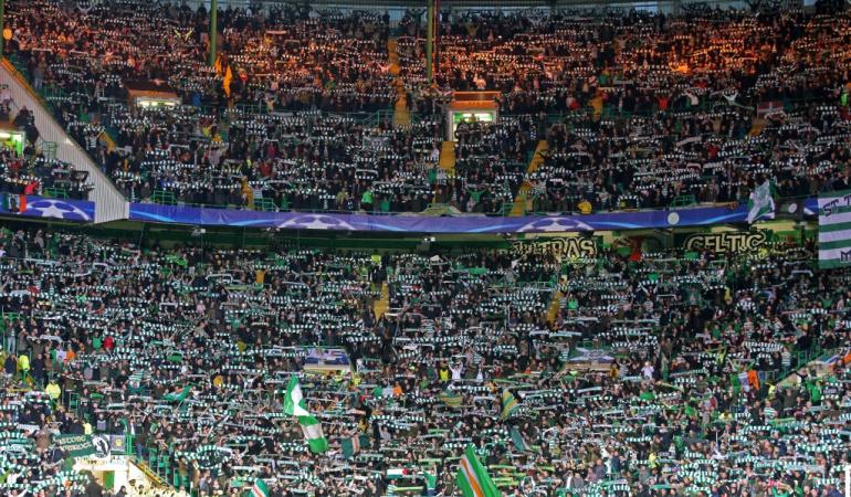 the best celtic: Celtic gana el premio a la mejor afición