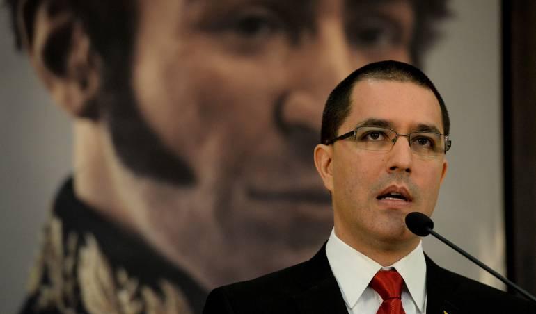Jorge Arreaza.