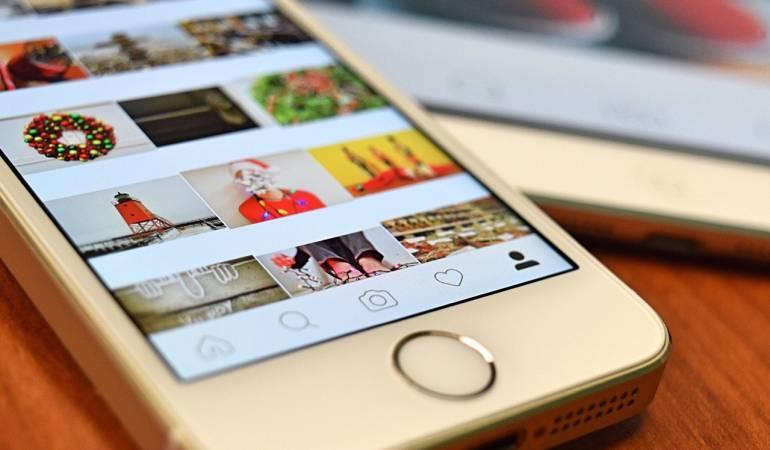 Los pasos para una transmisión en vivo entre dos — Instagram