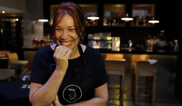 """Leonor Espinosa, los mejores restaurantes de América Latina, Colombia: Mi comida sabe a esa """"geografía agreste"""" de Colombia, Leonor Espinosa"""