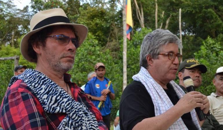 Sustitución decultivos ilicitos: Farc destaca compromiso para la sustitución de cultivos de coca