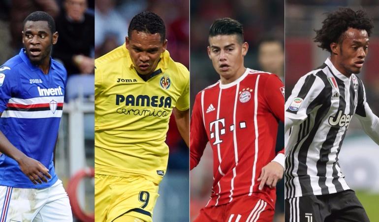 Partidos jugadores Selección: Partidos y resultados de los jugadores de la Selección en sus clubes