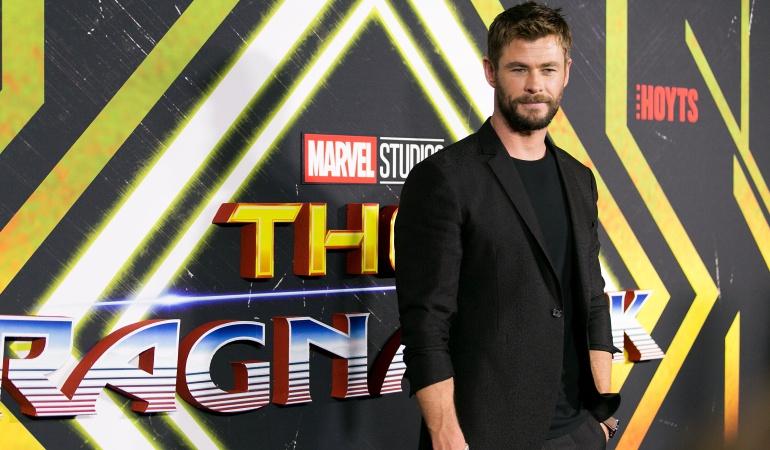 """Se estrena """"Thor: Ragnarok"""": Chris Hemsworth, aburrido de interpretar a Thor"""