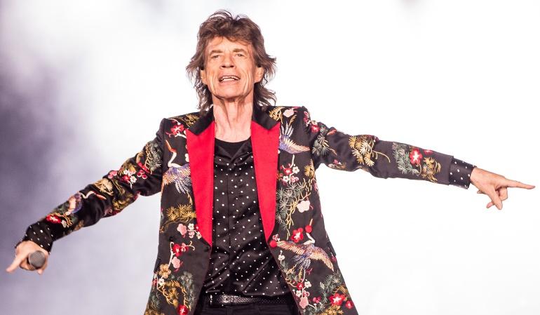 Mick Jagger novia: La nueva novia de Mick Jagger es 52 años menor que él