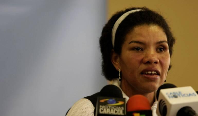 Juez de justicia y paz ordena libertad condicional de alias Karina