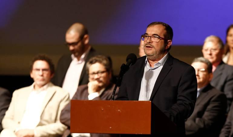 Timochenko Farc candidato presidencial: Timochenko será candidato presidencial de las Farc