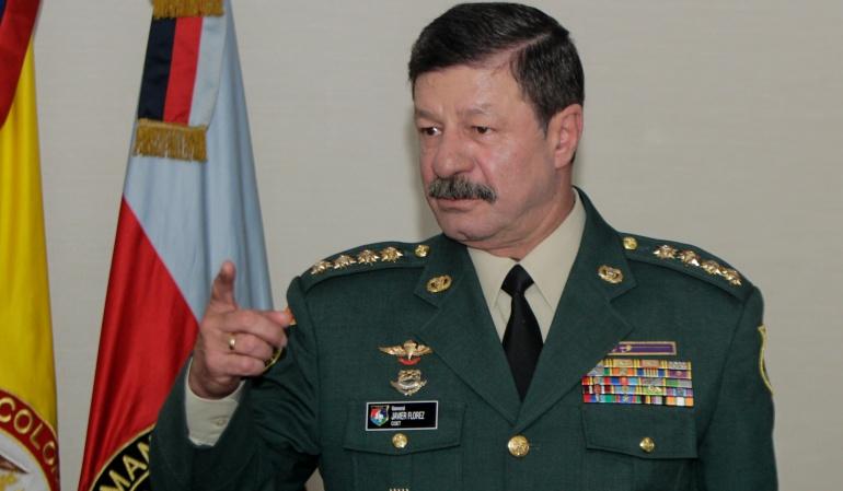 Embajador Paraguay: General Javier Flórez es el nuevo embajador en Paraguay