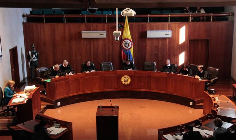 Corte Suprema de Justicia exmagistrados de Cúcuta: Corte Suprema de Justicia definirá la condena de los exmagistrados de Cúcuta