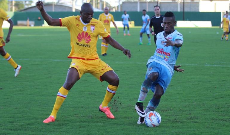 Jaguares 2-2 Santa Fe: Santa Fe igualó en su visita a Montería y no pudo recuperar el primer puesto