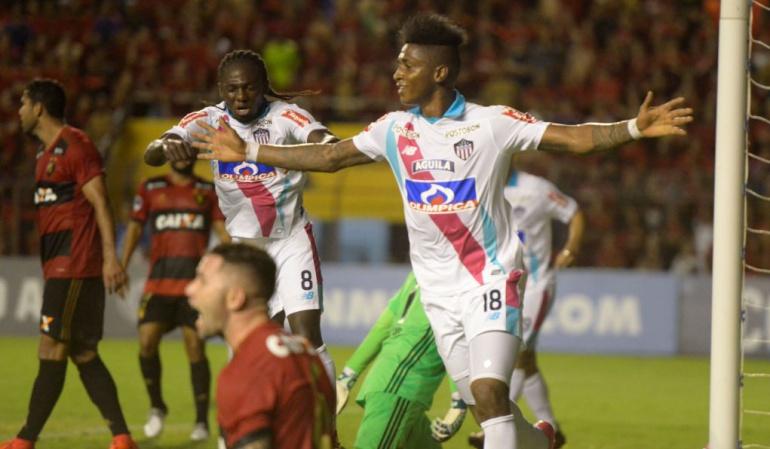 Junior Sport Recife Copa Sudamericana: Junior espera sellar su paso a semifinales en casa y con el marcador a su favor