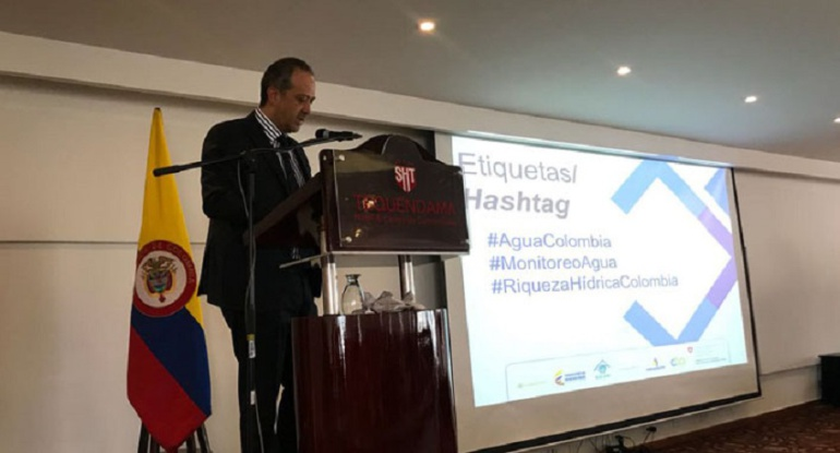 Programa de Monitoreo del Agua: Colombia presenta el Programa de Monitoreo del Agua