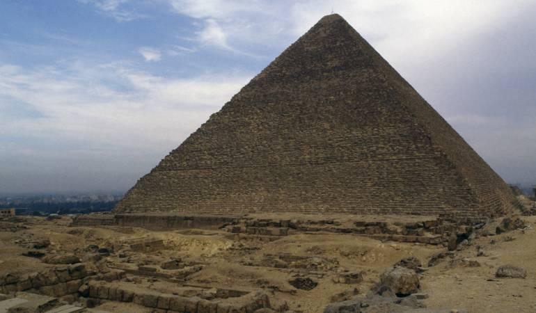 Nueva cámara Pirámide de Egipto: Descubren una nueva cámara en la Gran Pirámide de Egipto