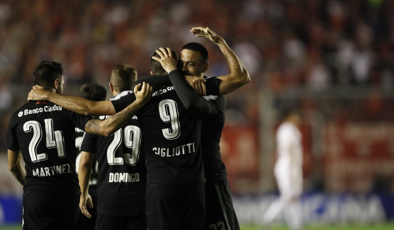 Copa Sudamericana semifinales: Independiente se medirá ante Libertad en la semifinal de la Copa Sudamericana